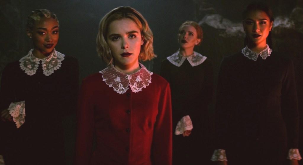 Sabrina et les trois soeurs du destin