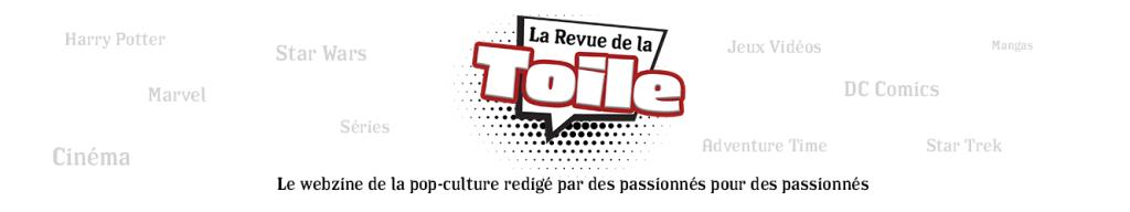 Bannière de la Revue de la Toile