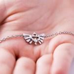 """le bracelet """"triforce"""" de Zelda en Galaxium"""