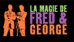 La Magie de Fred et George, logo officiel