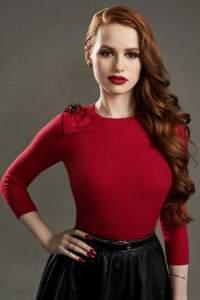 Cheryl Blossom de la série Riverdale