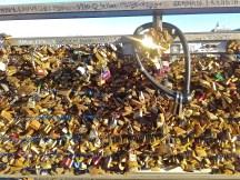 cadenas pont de paris