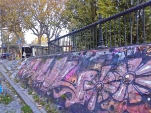 street art paris place jean jaurès