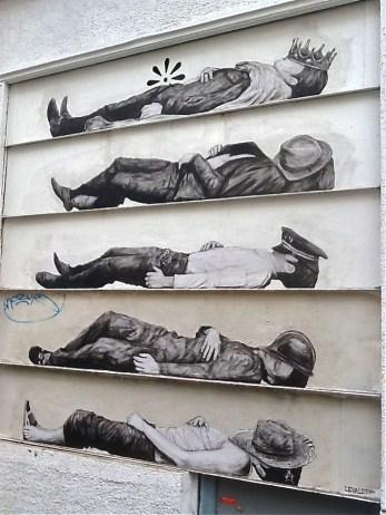 street art rideau de fer rue de crimée paris