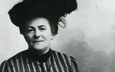 Clara Zetkin, la femme qui fitdate