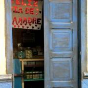 Doorway at Concepción de Ataco by Lena Johannessen
