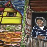 Art Exhibit in Quetzaltenango