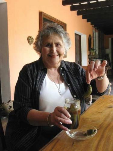 Portrait of Carole Wilson Lewis