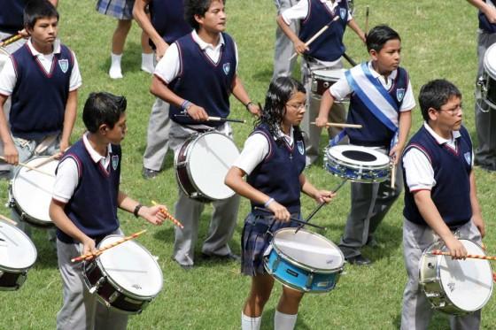 Tambores (photo: Leonel Mijangos - EnAntigua.com)