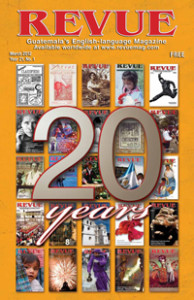 Revue 20th Anniversary by Elvira Méndez