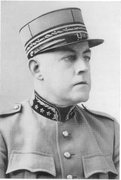 Colonel brigadier Roger Masson (1894-1967) | Revue Militaire Suisse