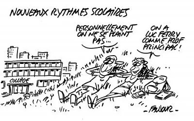 Rythmes scolaires
