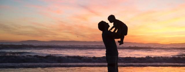père et fils en déconfinement