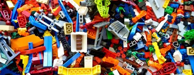 Des tonnes de Lego