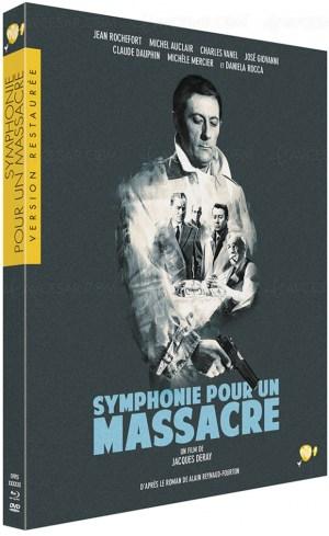 Symphonie pour un massacre dvd
