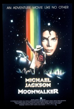 Moonwalker - poster