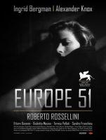 Europe 51  Roberto Rosselini (1952)