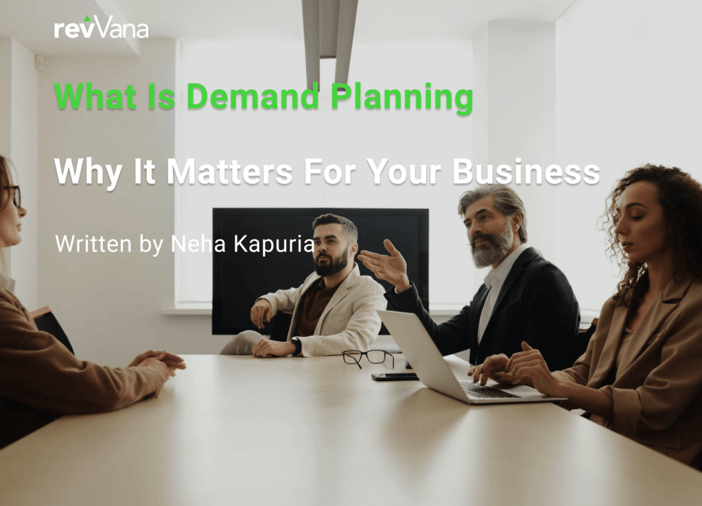 demand planning explanation
