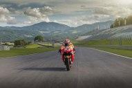 Marc Marquez stunning background