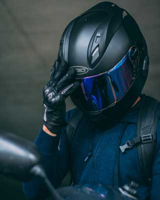 how to make a tight motorcycle helmet fit better