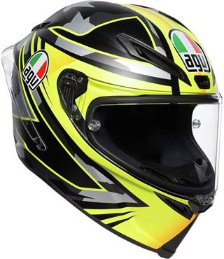 Photo: AGV Corsa R Helmet - Mir Winter Test 2018