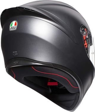 AGV K1 Helmet (Small-Medium) Matte Black