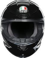 AGV K6 Gloss Black Interior