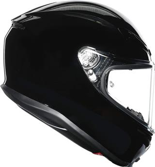 AGV K6 Gloss Black