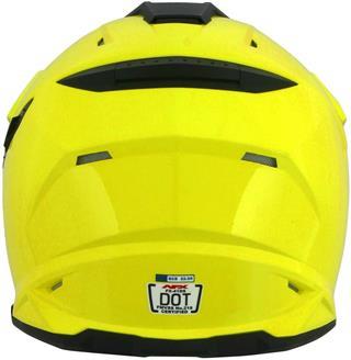 HELMET FX41DS HI-VIS SM Yellow
