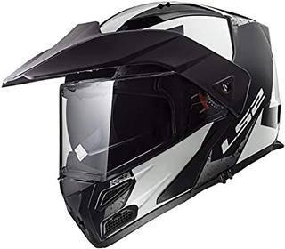 LS2 Helmets Modular Metro V3 Helmet Sub-Black
