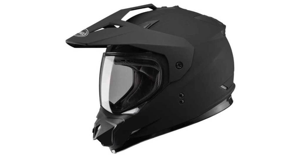 Gmax GM11D Dual Sport Full Face Helmet Review