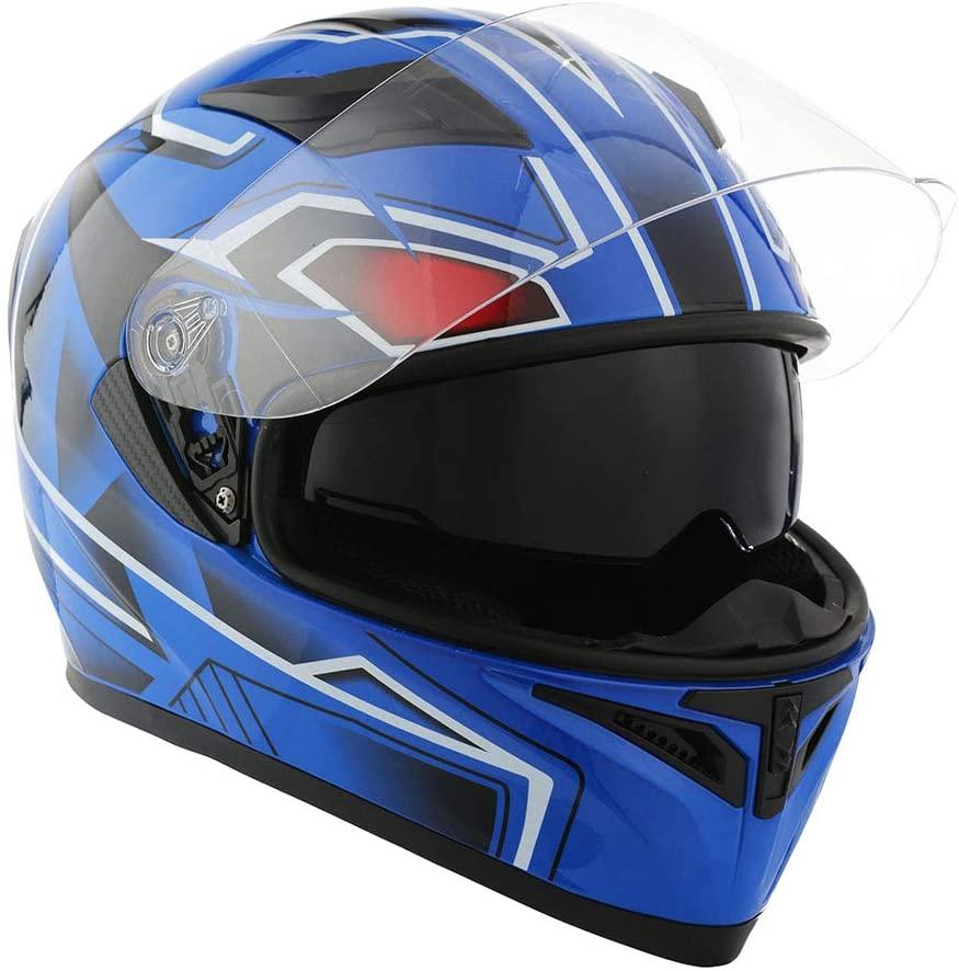 1Storm Modular Full Face Motorcycle Helmet