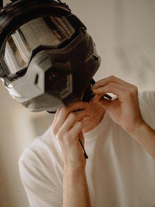 How To Fix A Tight Motorcycle Helmet
