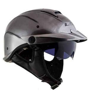 LS2 Rebellion Commuter Half Helmet