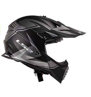 LS2 Helmets Gate Full Face Dirt Helmet