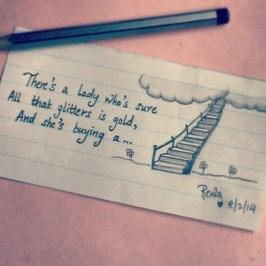 Led Zeppelin - Stairway To Heaven
