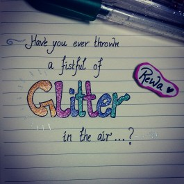 ~lyrics~ Pink - Glitter in the Air