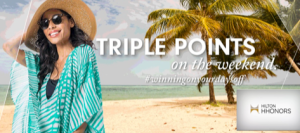 hiltonhhonors triplepoints