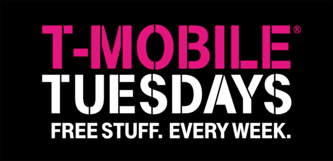 T-Mobile is giving away tons of freebies each Tuesday!