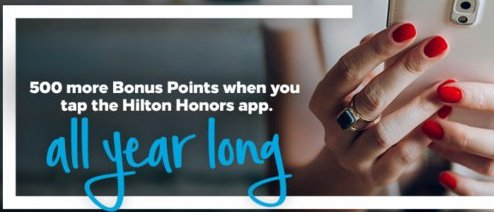 Hilton Honors 500 Points App Bonus Vs. CashBack Online