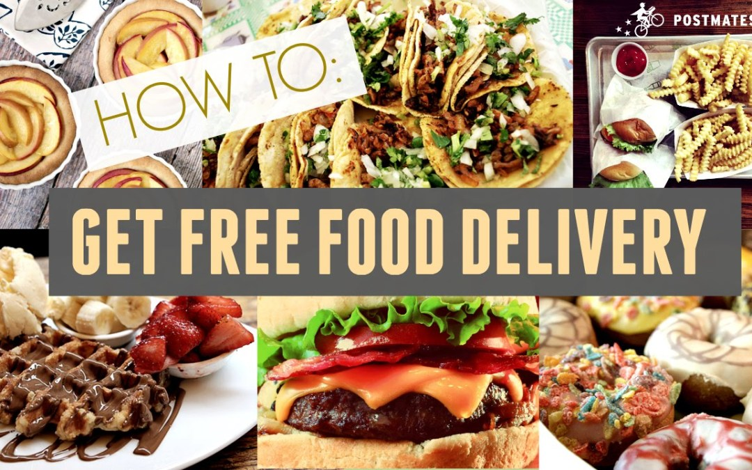 $101 FREE Delivery Credi: Food, Alcohol, and Most Anything