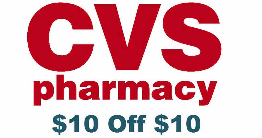CVS Curbside Pickup: $10 off $10 Coupon for New Users