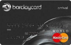 Barclaycard Arrival MasterCard