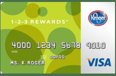 Kroger Rewards Visa