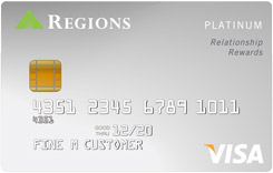 Regions Platinum Visa