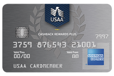 USAA Cashback Rewards Amex