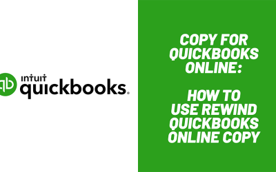 How to Use Rewind QuickBooks Online Copy
