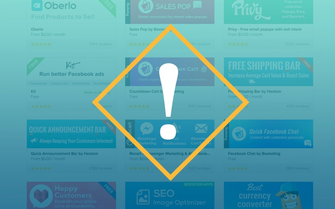 Are Ecommerce Apps Putting Your Business at Risk? Here's what you need to know