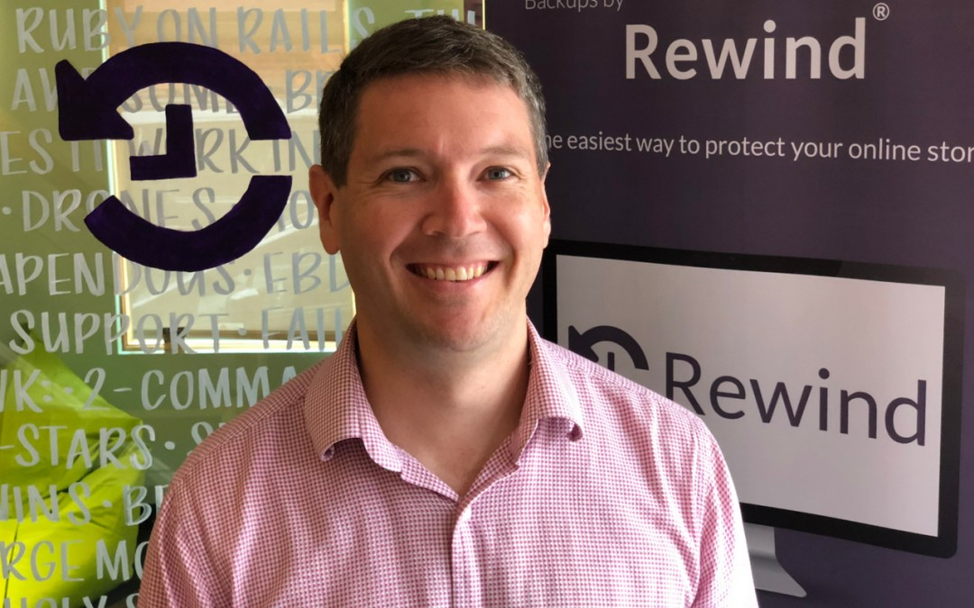 Meet the Team: Mike Potter, Co-founder and CEO of Rewind