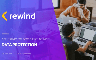 Data Protection: A Top Trend for Ecommerce Agencies in 2021